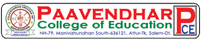 Paavendhar College Of Education